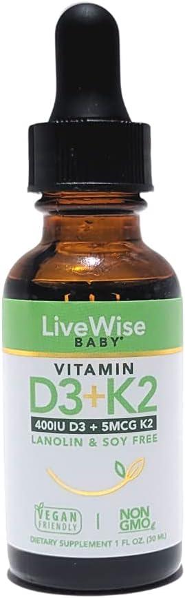 Vitamin Max 59% OFF D3 Free shipping and K2 Liquid D Dro Baby – Drops