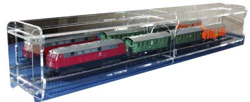sudu Einzelzugvitrine für Modelleisenbahn Zug Spur H0