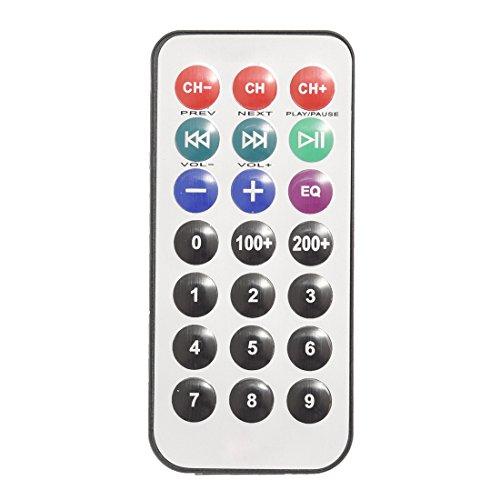 SODIAL 4 en 1 IR Remote Control Modulo de control remoto kits de...