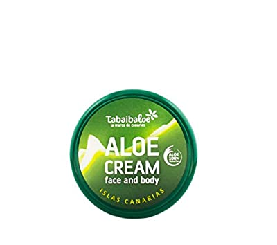 Facial Cream and Body Aloe Vera 50 ml Tabaibaloe