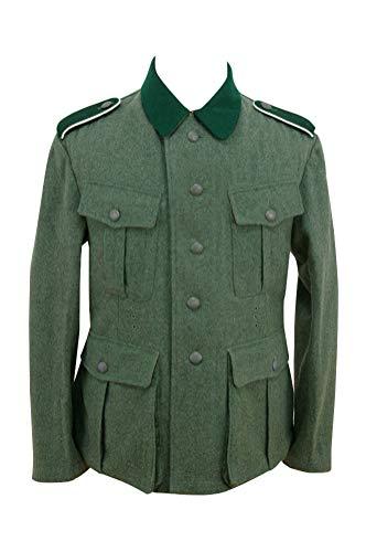 Militaryharbor WW2 WWII German M36 EM Feldbluse - - Groß