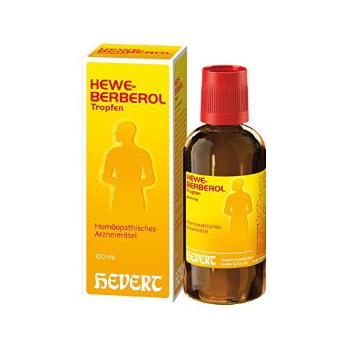 Heweberberol Tropfen, 100 ml Lösung