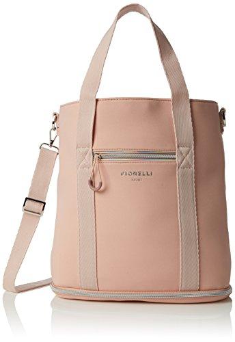Fiorelli Sport Hi Top - Borse Tote Donna, Pink (Powder Blush), 14x34x33 cm (W x H L)