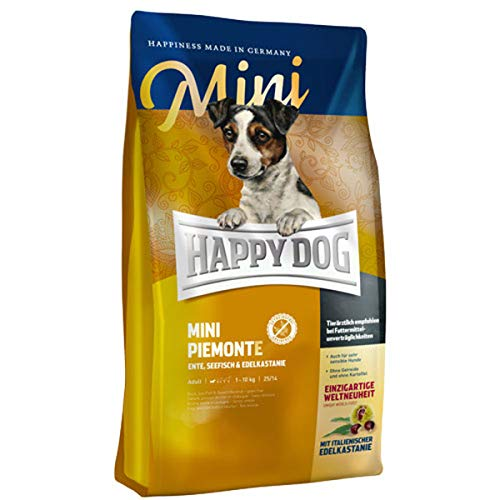 Happy Dog Supreme Mini Piemonte, 1er Pack (1 x 4 kg)