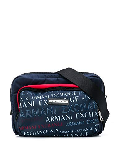 Luxury Fashion | Armani Exchange Heren 9522370P36303337 Donkerblauw Polyamide Heuptas | Lente-zomer 20