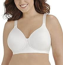 Vanity Fair Women's Beauty Back Full Figure Wirefree Bra 71380, Star White, 42D