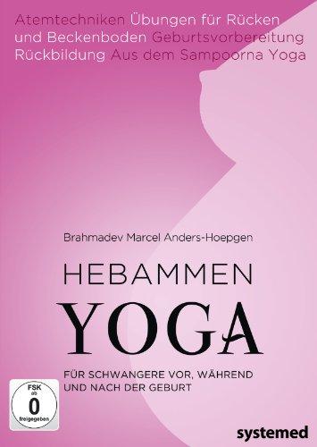 Hebammenyoga, DVD