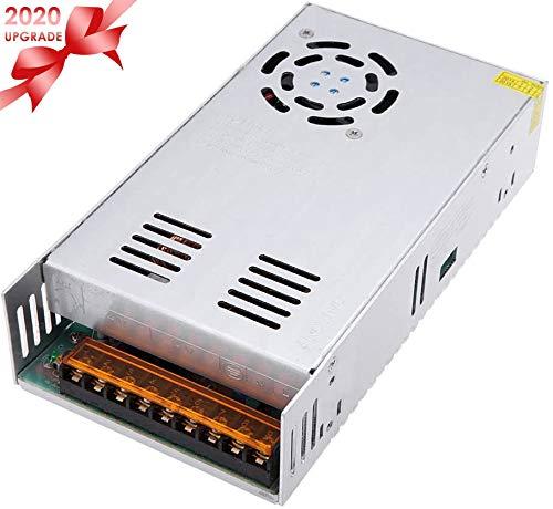 Docooler 480W Tensione Trasformatore Alimentatore AC110V/220V per DC 24V 20A Switch per Striscia LED