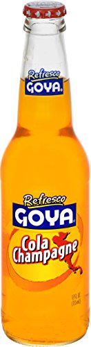 Goya Sodas Are Delicious and Economical