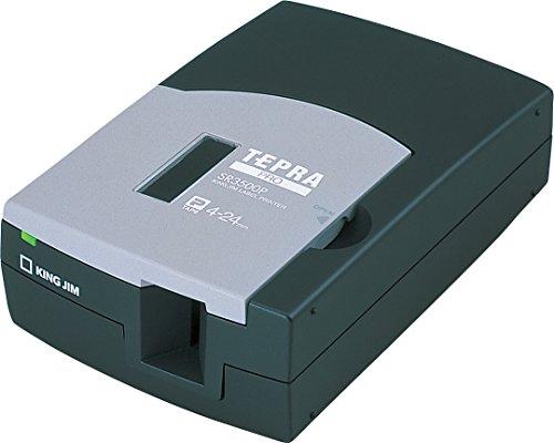 キングジム ラベルライター ラベルプリンター テプラPRO SR3500P ブラック