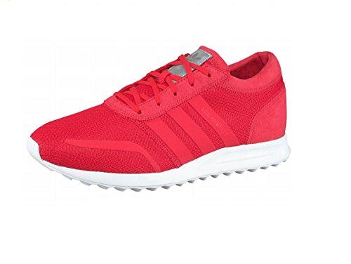adidas Los Angeles, Zapatillas de Baloncesto para Hombre, Rojo (rojo), 36.5 EU