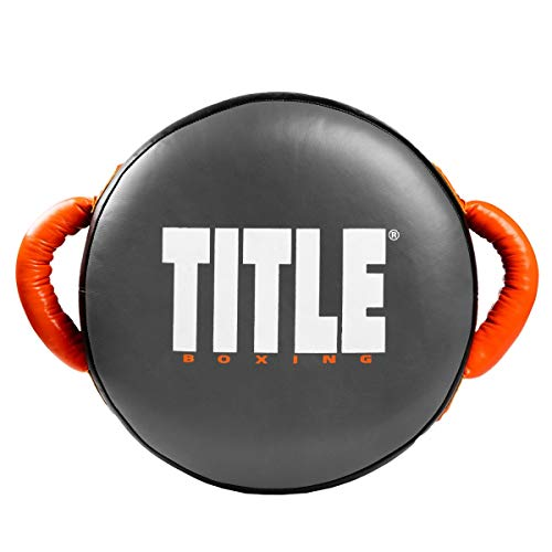 Title Boxing Ionic Strike Punch Shield, Grey/Orange