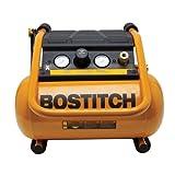 BOSTITCH Air Compressor, Suitcase-Style, 2.5 Gallon, 150 PSI...