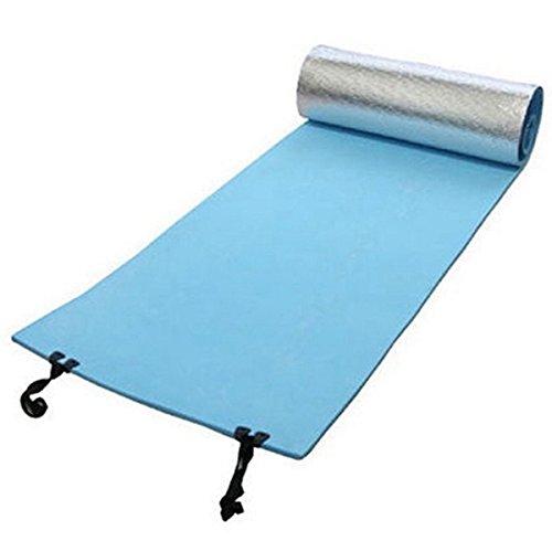 Bluelover Fitness Yoga Eva aluminium schuimmat Camping Picknick slaapzak Outdoor matras