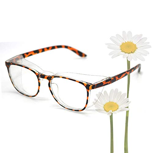 Safety Glasses Goggles Eye Protection Anti Fog Protective Eyewear for Women