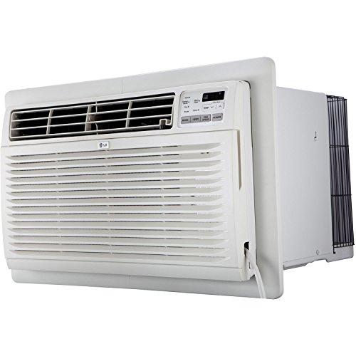 LG LT1236CER 11,500 BTU 230V Through-The-Wall Remote Control Air Conditioner, 11,500/11,800, White