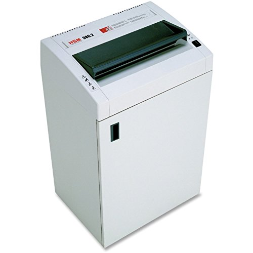 Great Features Of HSM of America 386.2cc Cross-Cut Shredder