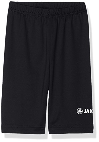 JAKO Kinder Tight Basic 2.0, Schwarz, 164