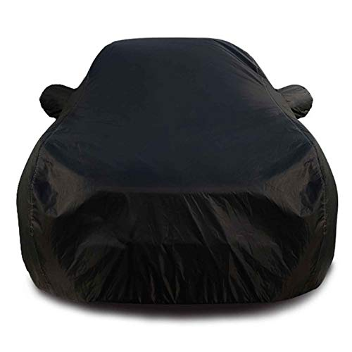Además De La Cubierta De Coche A Prueba De Agua De Terciopelo Compatible Con Audi R8 RS3 RS4 RS5 RS6 RS7 RS8 RSQ3 RSQ8 S3 S4 S5 S6 S7 S8 S4 SQ5 SQ8 SQ8 Protección Solar Contra La Lluvia Snow Windy
