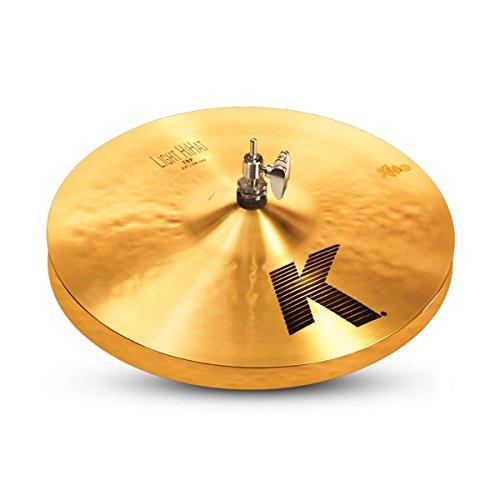 Zildjian K Light Hi-Hat Top Cymbal 14 pollici