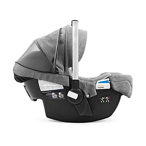 Stokke PIPA by Nuna Car Seat, Black Melange - Ergonomic Design -...