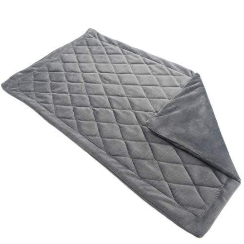 GOQOTOMO Washable Weighted Cover for Heating Pad 12x24 inch  WH