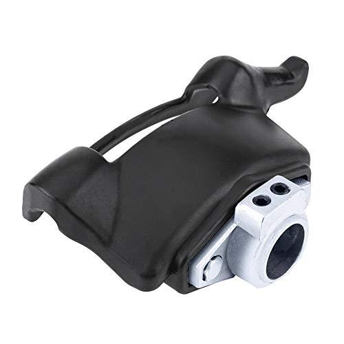 Schwarzer Kunststoff-Demontagekopf für Reifenmontagemaschinen, Durchmesser 30 mm