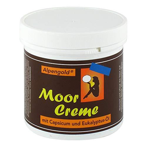 MOOR CREME Alpengold 250 ml