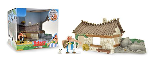 Plastoy -Asterix-Obelix´S House + 2 Figures 2