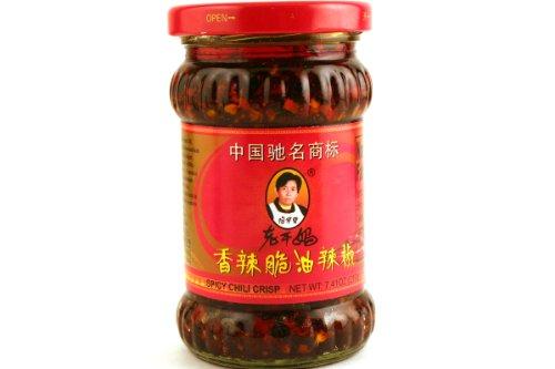 Laoganma (Lao Gan Ma) Chilisauce Xiang La Cui 210g