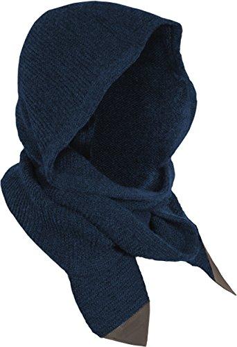 Unity Collection - ghigliottina sciarpa blu taglia unica