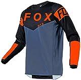MTB Jersey T-Shirt,MTV Shirt Kinder,Herren Downhill Trikots Mountainbike MTB Shirts Offroad Dh...