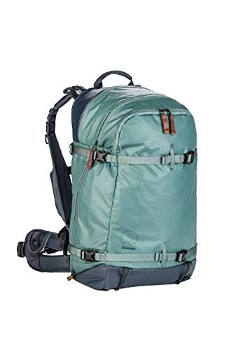Shimoda Explore 30 Adventure Camera Backpack for DSLR and Mirrorless Cameras - Sea Pine (520-042)