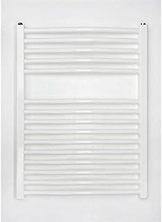 Radiador de baño blanco curvado (775X 750B Conexión Central