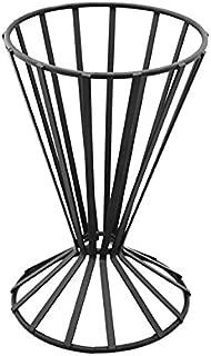 Black American Metalcraft TWBB94 Baskets 9.6 Length x 9.5 Width