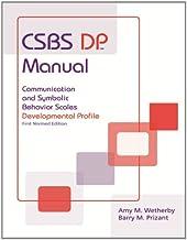 CSBS DP (TM) Test Kit: Communication and Symbolic Behavior Scales Developmental Profile (CSBS DP (TM))