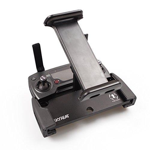 Skyreat Mavic Mini Air Pro Foldable Aluminum Metal 4-11  Ipad Tablet Mount Holder for DJI Mavic 2 Pro,Zoom Mavic Pro Mavic Air,Spark Accessories Remote Controller