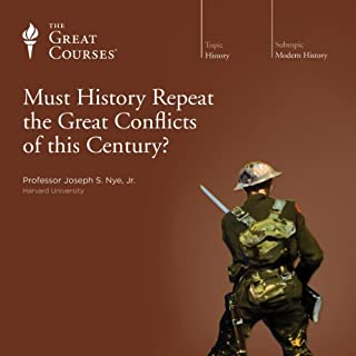 Must History Repeat the Great Conflicts of This Century? audiobook cover art