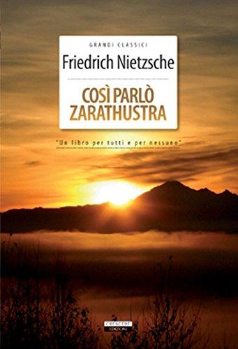 Così parlo Zarathustra.Ediz. integrale. Con Segnalibro