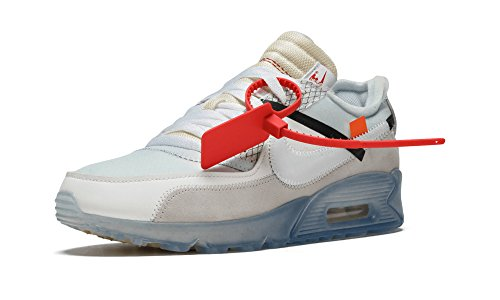 """Nike The 10: Air Max 90 """"OFF WHITE"""" - AA7293 100"""