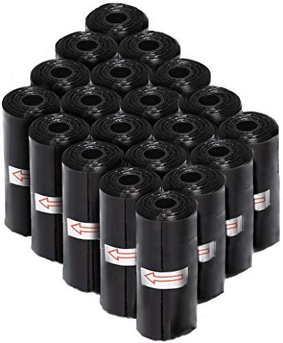 Rolls Sacchetti per Gli Escrementi dei Cani, 300 unità