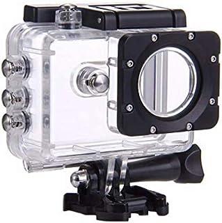 صندوق حماية ضد الماء للتصوير تحت الماء بعمق 30 متر لكاميرات سبورت اكشن SJ5000 بتقنية البلوتوث وSJ5000 بلس من SJCAM