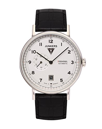 Junkers reloj hombre Eisvogel F13 automática 6704-1