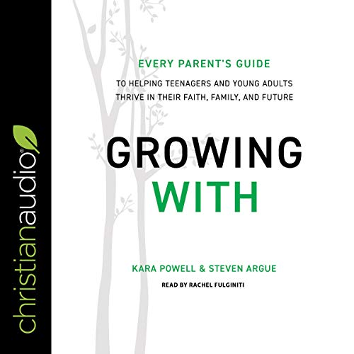 Growing With audiobook cover art