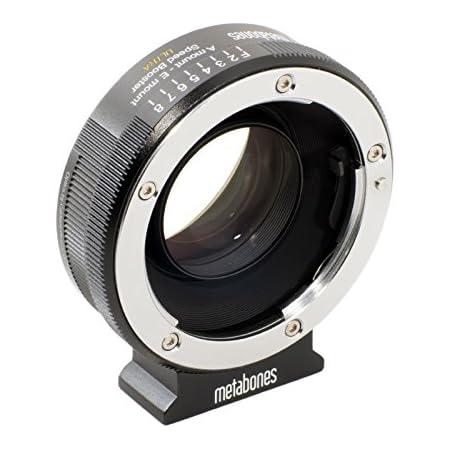 Metabones Adapter Canon Ef E Mount T Cine Speed Camera Photo