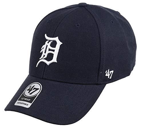 47 MVP Detroit Tigers Herren Kappe Blau, Blue, Einheitsgröße