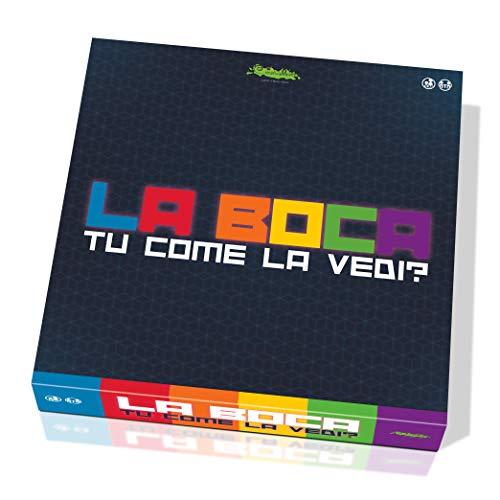 CreativaMente-La Boca-Tu Come la Vedi, Multicolore, 404