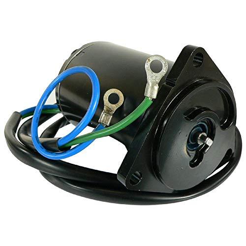 DB Electrical 430-22098 Tilt & Trim Motor Compatible with/Replacement for Yamaha F200TXR, F225TXR, LF200TXR, LF225TUR 2002-2008, F250TUR, F250TXR 2006-2009, LF250TUR 2005-2009 10865N