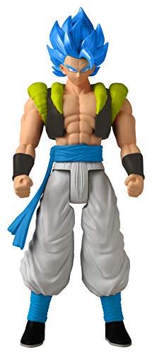 Bandai - Dragon Ball Super - Action figure gigante Limit Breaker - Super Saiyan Blue Gogeta - 36745