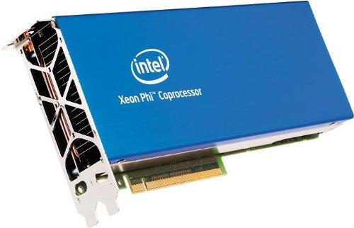 Intel Xeon  Phi Coprocessor 7120P (16GB, 1.238 GHz, 61 core) 30.5MB L2 processore (Ricondizionato)